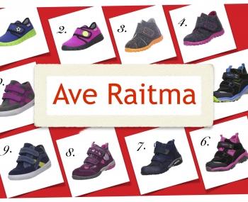 Facebook'i auhinnamängu võitja on AVE RAITMA
