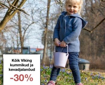 VIKING KUMMIKUD JA KEVADJALANÕUD -30%