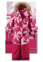 ReimaTEC tüdrukute talvekombe OULU, roosa