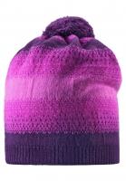 Reima müts UNESSA, lillakas roosa