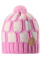Reima talvemüts LAKKA, h.roosa/valge