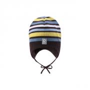 Reima müts MALLA, pruun